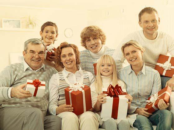 Подарок впечатление для семьи с ребенком 73