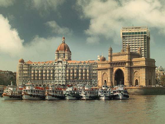 Gifts to Mumbai