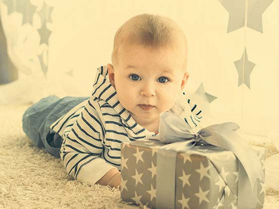 Gifts for Newborn Baby Boys