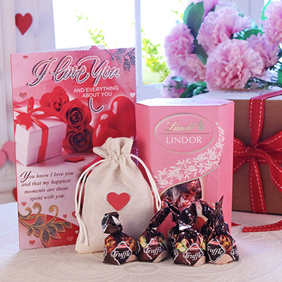Beautiful Outstanding Lindt Valentine Truffles Ideas - Valentine ...