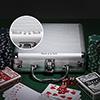 100 Pcs Personalized Poker Set