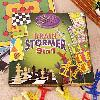 9 in 1 Brain Stormer Game for Kids