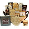 A Forever Remembered Sympathy Gift Basket