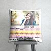 A Million Hearts Personalized Birthday Cushion