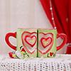 Adorable and Romantic Mug Set of 2