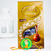 Adorable Kids Rakhi with Lindt Chocolates