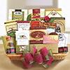 Always In Your Heart Wishes Gourmet Basket