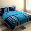 Amazing Azure Bed Set