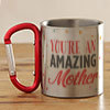 Amazing Mother Personalized Steel Mug