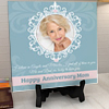 Angels and Miracles Personalized Anniversary Tile