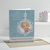 Angels & Miracles Personalized Anniversary Greeting Card