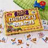 Animal Family Memory Card Game
