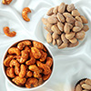 Assorted Flavoured Roasted Cashew Nuts & Almonds