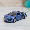 Audi Toy Car in Blue