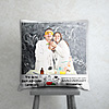 Awesome Chemistry Personalized Anniversary Cushion