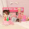 Baby Doll with Princess Mug & Nail Art Studio