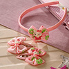 Baby Pink Hair Accessories for Kids