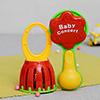 Baby Toys Rattle Set
