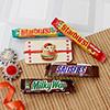 Bal Hanuman with Starbust and Chocolates