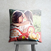Be Like You Personalized Red Cushion for Mother