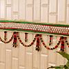 Beads and Mirror Work Bandanwar