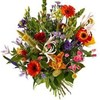 Beautiful Bouquet of Colourful Flowers