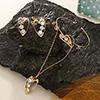 Beautiful Necklace Set with Bracelet