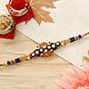 Beautiful Sparkling Rakhi