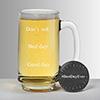 Best Day Ever Beer Mug with Magnetic Bottle Opener