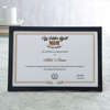 Best Mom Personalized Certificate