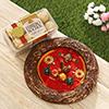 Bhaidooj Tikka Thali with Ferrero Rochers