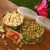 Bhaidooj Tikka with Cashews and Raisins