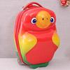 Birdie Themed Kids Hard Surface Trolley Bag