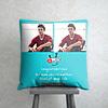Birthday Congratulations Personalized Cushion