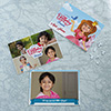 Birthday Princess Personalized A4 Sized Puzzle (Set of 3)