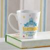 Birthday Wishes Personalized Mug for Kids