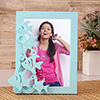 Blue Fish Personalized Photo Frame