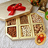 Box of Dryfruits with Bhaidooj Tikka