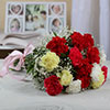 Bunch of 15 Assorted Carnations