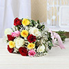 Bunch of 15 Mixed Roses