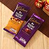 Cadbury Dairy Milk and Rosted Almond Chocolate