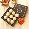 Chocolate Truffles Box with Bhaidooj Tikka