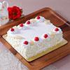 Classic 2 Kg Square Pineapple Cake