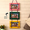 Colorful 3-in-1 Personalized Hanging Photo Frame