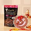 Cookie Bites with Tikka Thali