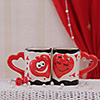 Cute and Romantic Mug Set