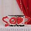 Cute and Romantic Mug Set