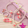 Cute Kitty Design Kids Fashion Accessories