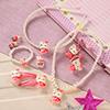 Cute Kitty Design Kids Fashion Accessories