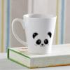 Cute Panda Personalized White Mug